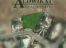 ارض  للبيع في دابوق الحمارية المساحة 1295 م