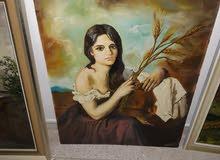 سلام لوحات اوربية زيتية