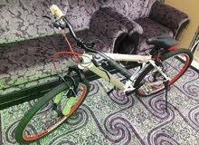دراجه هوائيه جنط 26