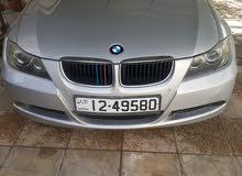 Grey BMW 320 2008 for sale