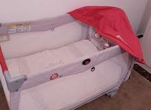 سرير وحباس للبيع