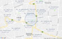 شقة للايجار منطقة الملعب البلدي _ شارع الهاشمي _اربد