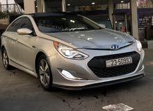 Hybrid Fuel/Power   Hyundai Sonata 2012