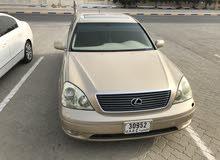 لكزس ls430 2001