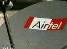 I DO ANY DISH SATELLITE WORK AND SALE AND HD AIRTEL RECIVER SALE DISH CALL MY WHATSAPP 66652844