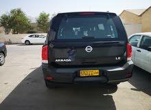 Armada Nissan 2009 LE full option for urgent sale