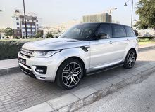 For sale 2016 Silver Range Rover Sport