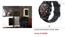 للبيع ساعة هواوي + تلفون هواوي P9 + تلفون سامسونغ S5 mini