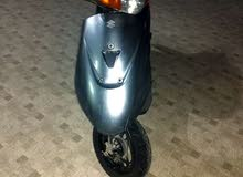 Used Suzuki motorbike up for sale in Basra