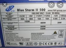 powar suplly 500w fsp blue storm 2 باور سبلاي