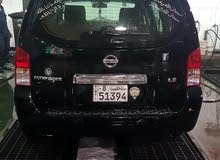 Used condition Nissan Pathfinder 2006 with +200,000 km mileage