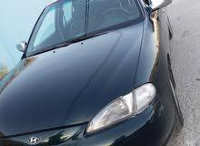 Green Hyundai Avante 1995 for sale
