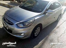 Automatic Hyundai 2015 for rent - Amman