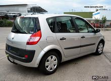 Available for sale! 0 km mileage Renault Scenic 2004