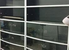 ديكور محل اكسسوارات جديد خشب pvc