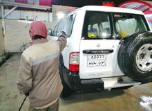 White Nissan Patrol 2002 for sale