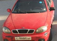 Used condition Daewoo Lanos 2001 with 110,000 - 119,999 km mileage