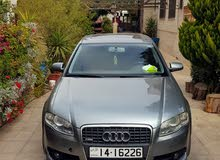 Used Audi A4 for sale in Amman