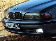 Gasoline Fuel/Power   BMW 520 1997