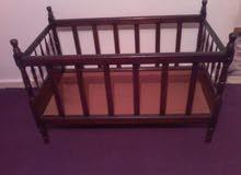 سرير اطفالاستعمال بسيط