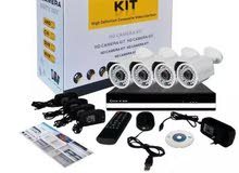 كاميرات مراقبة HD