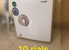 2 Fridge, 1 washing Machine, 1 Water Dispenser, 1 steamer