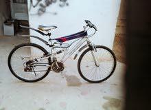 دراجة هوائية بحالة الوكالة للبدل على هاتف