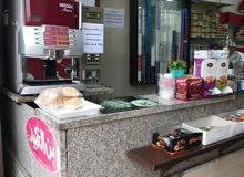 كفتيريا ( قهوه ) مميزة للبيع للبيع فقط