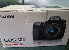 Canon 80D 18-55 IS