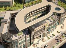عيادة مساحة 45 متر بأكبر مول طبى ادارى اكتوبر فستيفال ستى