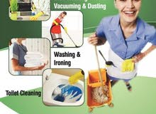 PART TIME MAID CALL - 0561365373