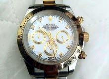 ساعة يد رولكس مميزة للبيع السريع