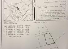 للبيع مخطط اراضي في صحار في مجز الكبري