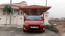 Gasoline Fuel/Power   Mitsubishi Lancer 2016