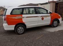 Gasoline Fuel/Power   Toyota Innova 2011