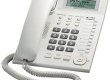 تلفون ارضي جهاز هاتف KX-TS880 Panasonic