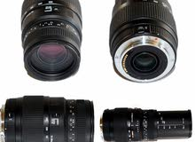 Used  Lenses up for sale in Muscat