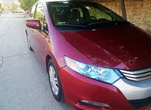 Honda Insight 2010 For sale - Maroon color
