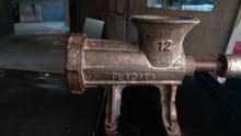 مكينة فرم للفلافل واللحمه