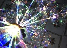 البالون المضيئه LED