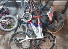 دراجة هوائيه جبلية