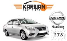 Nissan Sunny 2018 in Excellent Condition