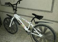 بايسكل BMX جديد ابيض للبيع