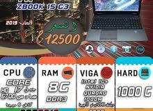 HP ZBOOK 15 G3 i7 6700 HQجيل سادس فيجا NVIDIA QUADRO DDR5