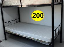 BUNK BED with MATTRESS FOR SALE