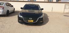 Used condition Mazda 3 2017 with  km mileage