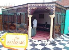 لاجمل الاستراحات والشغل الاسلامي والديكورات