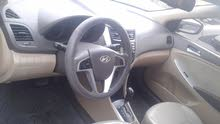 Silver Hyundai Accent 2015 for sale