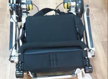 كرسي متحرك قابل للطي صناعة كورية كهربائي جديد