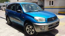 راف فور 2001 4WD